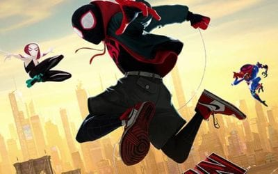 Pop-Up Cinema:  Spiderman: Into the Spider Verse, Thursday 30th May 2019 at 2.30pm