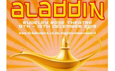 Aladdin The Pantomime 9th – 15th December