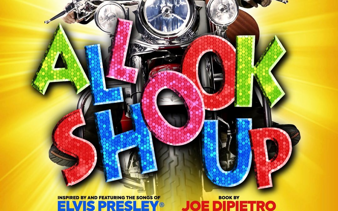 All Shook UP  29th April – 2nd May