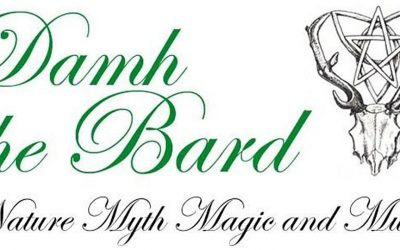 An Evening with Damh the Bard   Sat, 17th October 2020