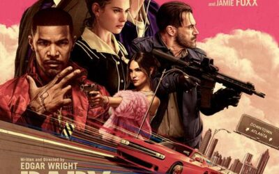 Baby Driver  12A