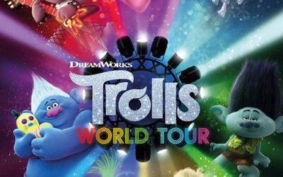 Trolls World Tour 2020  PG