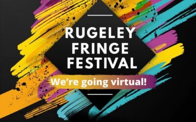 Rugeley Fringe Festival – Virtual in local bars and YouTube Channel