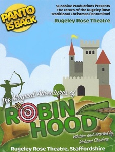 The Magical Adventures of Robin Hood